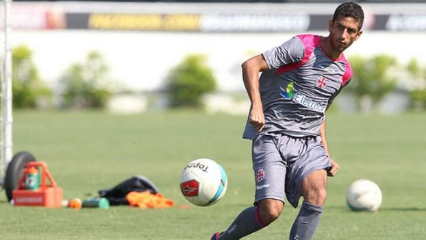 Thiago Feltri já teve passagem pelo Vasco