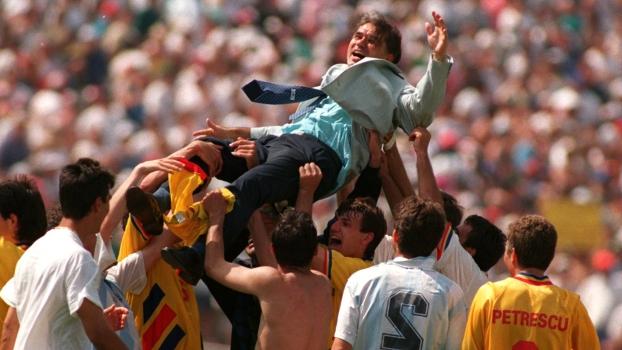 Anghel Iordanescu Romênia Copa do Mundo 1994