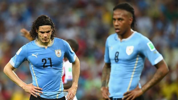 Cavani disse que Uruguai não menosprezou a Costa Rica