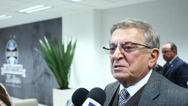 O presidente Fábio Koff conseguiu eleger o seu candidato, Romildo Bolzan Jr.