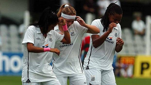 Santos está prestes a formar equipe feminina novamente