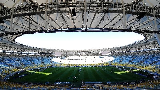 Estádio do Maracanã será reaberto oficialmente neste domingo, com o amistoso entre Brasil e Inglaterra