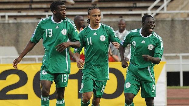 Nigéria Quênia eliminatórias Copa 2010