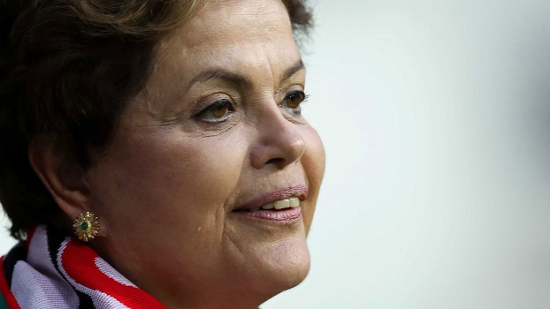 Dilma Rousseff se reuniu com representantes de 12 clubes brasileiros