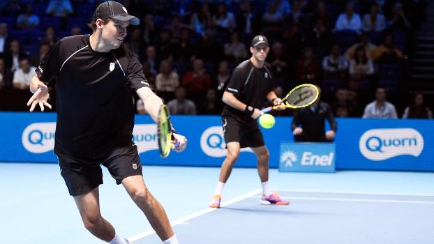 Irmãos Mike Bob Bryan Final ATP Finals Tênis 16/11/2014