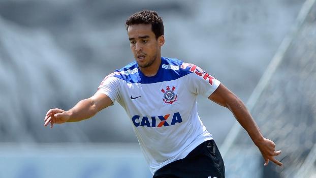 Corinthians treino Jadson