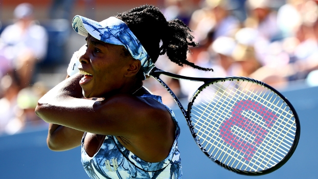 Venus Williams avançou às quartas no WTA de Quebec City