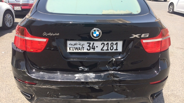 BMW Rafael Bastos Batida Kuwait