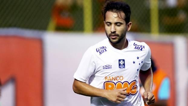 Everton Ribeiro Cruzeiro Vitoria Campeonato Brasileiro 19/10/2014