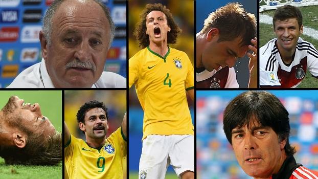 Veja sete motivos para o Brasil vencer a Alemanha nesta terça-feira