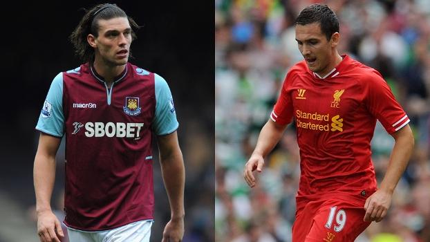 Outro reforço milionário do Liverpool, Downing se junta a Carroll no West Ham