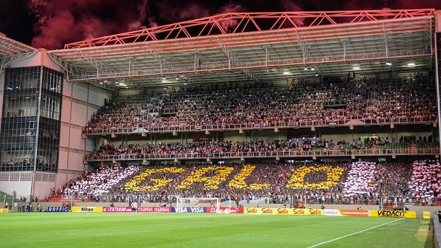 Resultado de imagem para Atletico-MG torcida no Independência