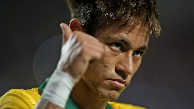 Seleção Brasileira Brasil Neymar Honduras Miami EUA 16/11/13