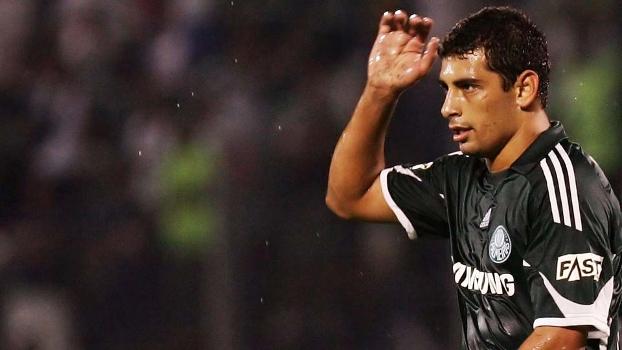 Diego Souza não chegou a um acerto com o Palmeiras