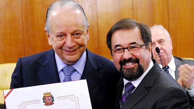 Kalil Abdalla é amigo de Marco Aurélio Cunha