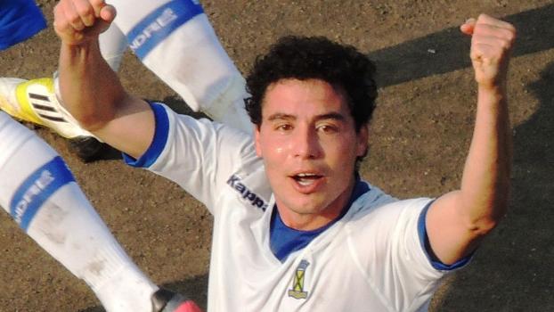 Élvis já passou pelas quatro divisões do futebol nacional