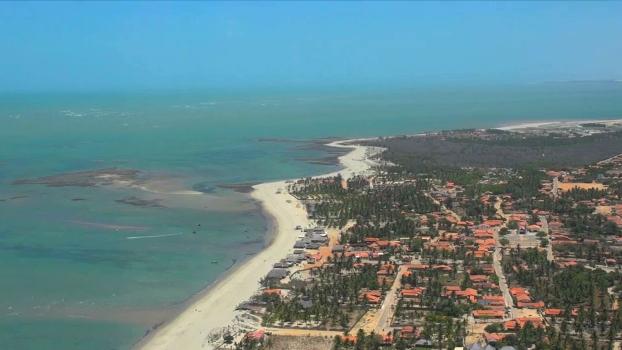 Barra Grande, Piauí: Um paraíso para o Kitesurf
