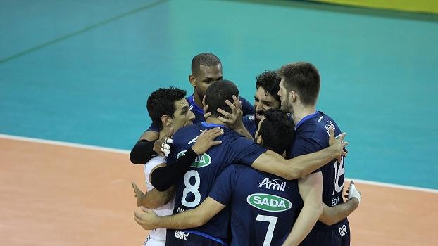Sada Cruzeiro enfrenta o Taubaté no Sul-Americano