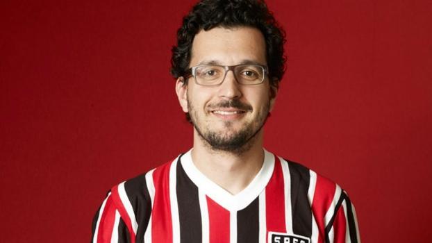 Branquinho chegou ao clube no final de 2012 e ainda não sabe quando vai embora