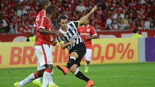 Internacional 1 x 0 Santos - Leandro Damião