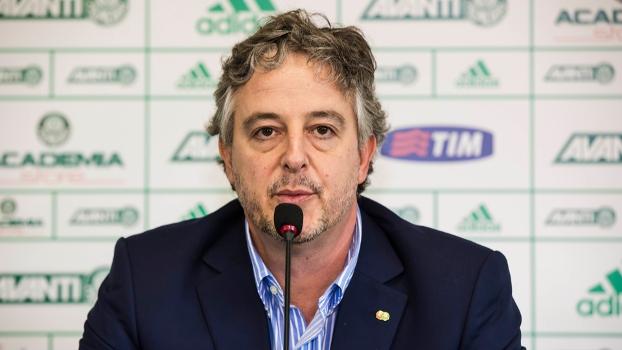 Paulo Nobre disse ser o principal responsável pela situação do clube