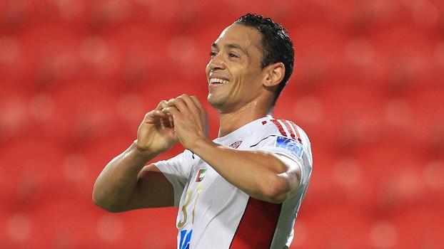 Ricardo Oliveira deixou os Emirados Árabes para voltar ao futebol brasileiro
