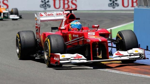 Alonso fez corrida perfeita para conquistar a vitória 'em casa', em Valência
