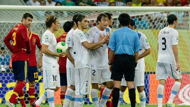 Lugano admitiu a ampla superioridade da Espanha, apesar da vitória apenas por 2 a 1