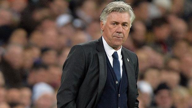 Carlo Ancelotti também elogiou Benzema, autor do gol da vitória