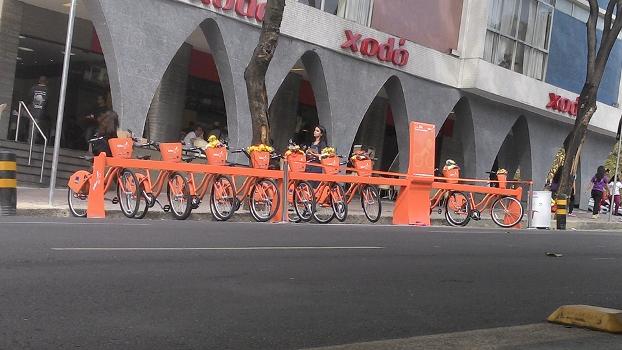 Hoje, Belo Horizonte tem cerca de 26,5mil viagens de bicicleta por dia