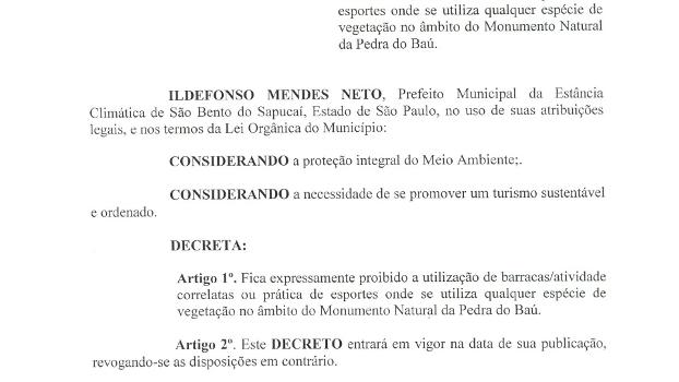 Decreto 2.480 de 18 de dezembro de 2013
