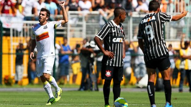 Corinthians não conseguiu parar o forte ataque adversário