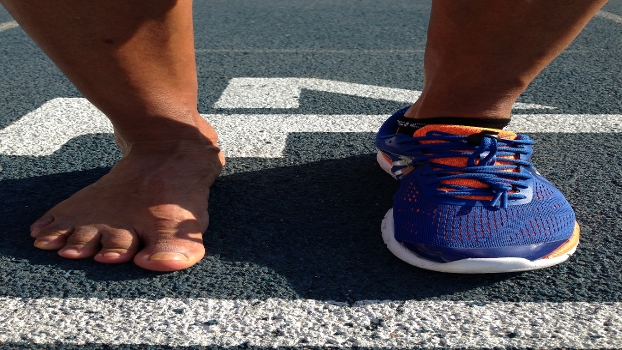 Tênis minimalistas, com ou sem?