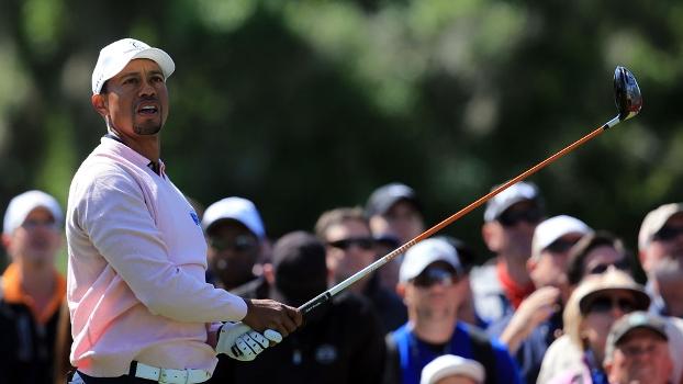 Tiger Woods voltou a liderar ranking mundial de golfe