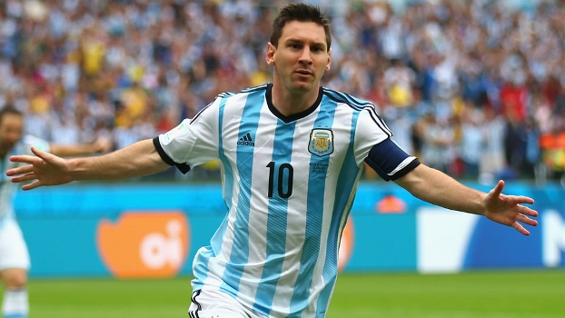 Messi deixou sua marca em todos os jogos da Copa até o momento