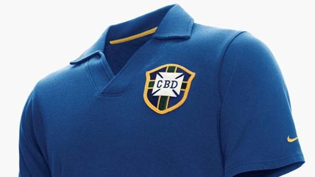 Brasil enfrentará Suécia com uma réplica do uniforme da final da Copa do Mundo de 1958