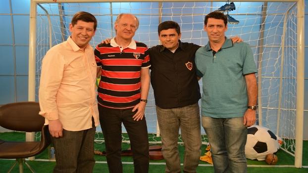 Loucos por Futebol neste sábado, às 20h30