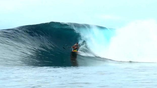 Formiga surfanfo Palikirpass de SUP