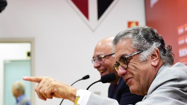 Gestão Aidar tem primeiro mês positivo nas contas do São Paulo