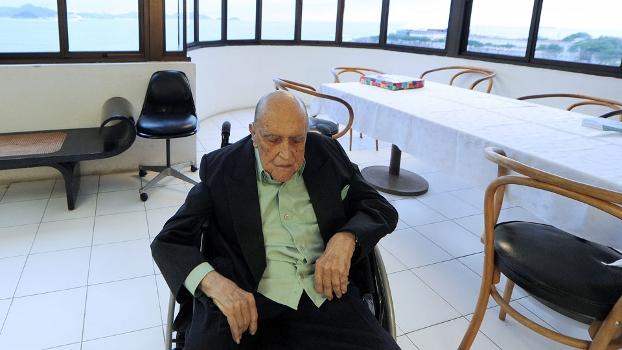 Niemeyer morreu na última quarta-feira, aos 104 anos