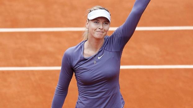 Maria Sharapova passou parte de sua infância na cidade de Sochi, sede das Olimpíadas de Inverno do ano que vem