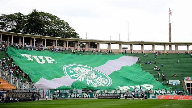 MP quer que Palmeiras jogue no Pacaembu