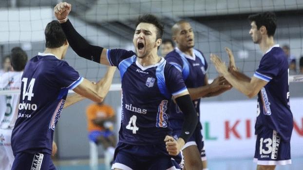 Minas garantiu classificação para semifinal da Superliga, onde enfrenta o Sada Cruzeiro