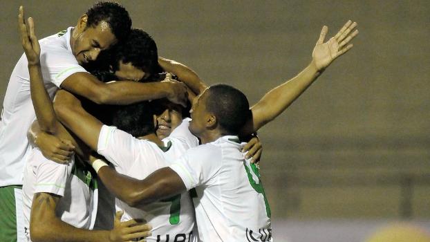 Portuguesa, enfim, comemora: equipe conseguiu o 1º triunfo no Paulista