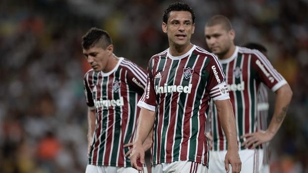 Brasileiro Fluminense Chapecoense Fred
