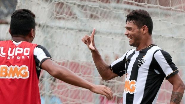 Um dos destaque do Atlético-MG na Copinha, Carlos balançou as redes três vezes nas oitavas