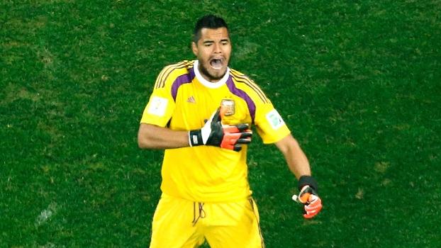Romero foi o grande herói da Argentina nos pênaltis