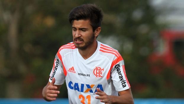 Ap�s decepcionar mais uma vez, Mattheus deve ir embora do Flamengo