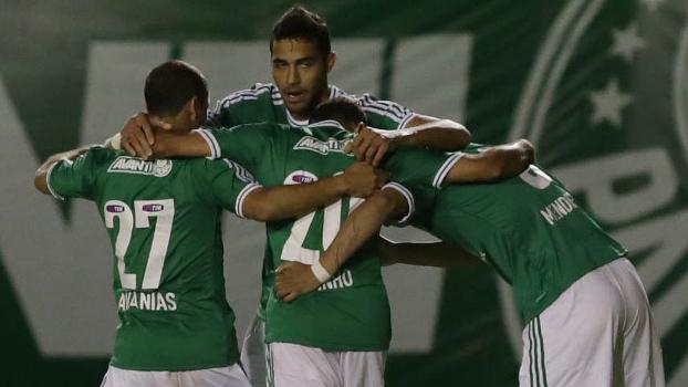 Palmeiras venceu o Guaratinguetá e se aproximou ainda mais da volta à Série A