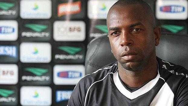 Sandro Silva foi emprestado pelo Vasco, mas nem vai entrar em campo pelo Boa